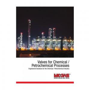 Valves for Chemical/Petrochemical Brochure English (PK/25)