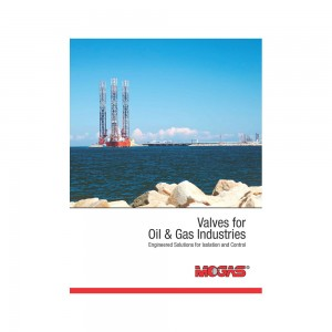 Valves for Oil & Gas Industries Brochure English (PK/25)