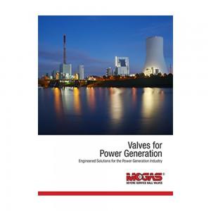 Valves for Power Generation English (PK/25)