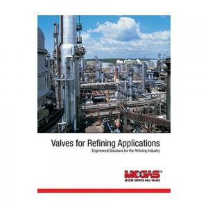 Valves for Refining Applications (PK/25)