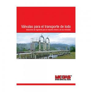 Valves for Slurry Transport Spanish (PK/25)
