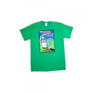 The RISE of the RIP T-Shirt - Green