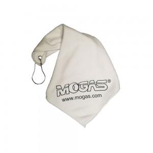 MOGAS GOLF TOWEL - White