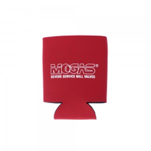 Deluxe Koozie Can Cooler - Red