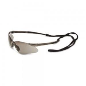 Jackson Nemesis Polarized Safety Glasses - Gunmetal