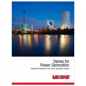 Valves for Power Generation Brochures (PK/25)