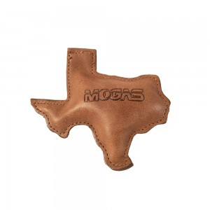 TEXAS Shape Paperweight - Leather