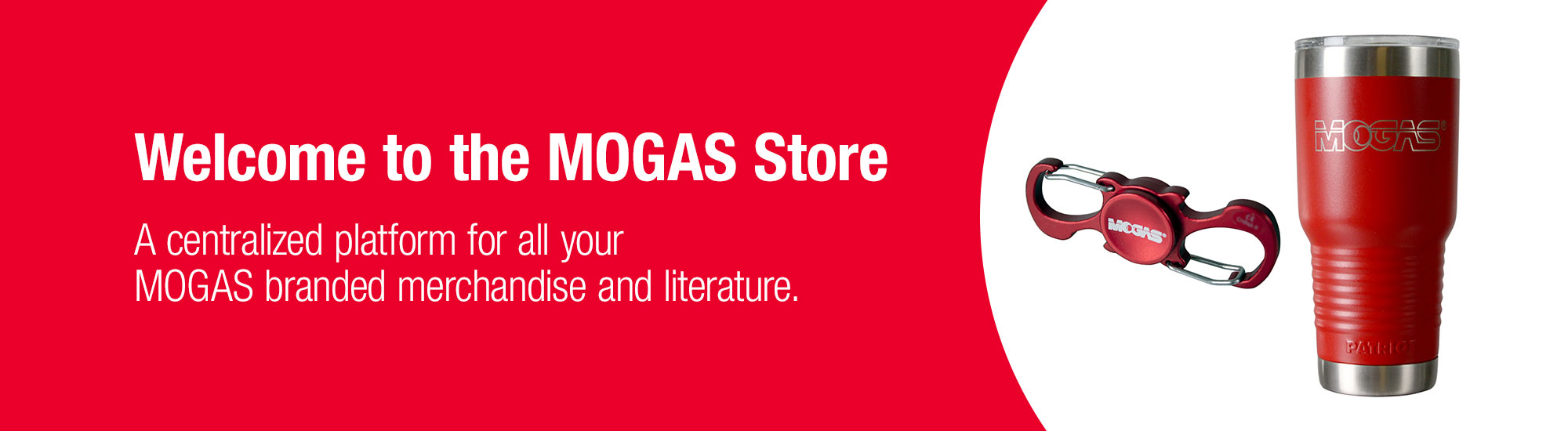 Welcome to the MOGAS Store